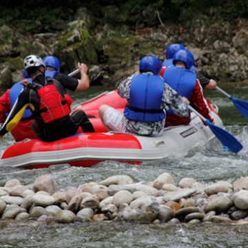 Rafting - st