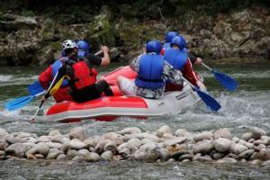Rafting - m