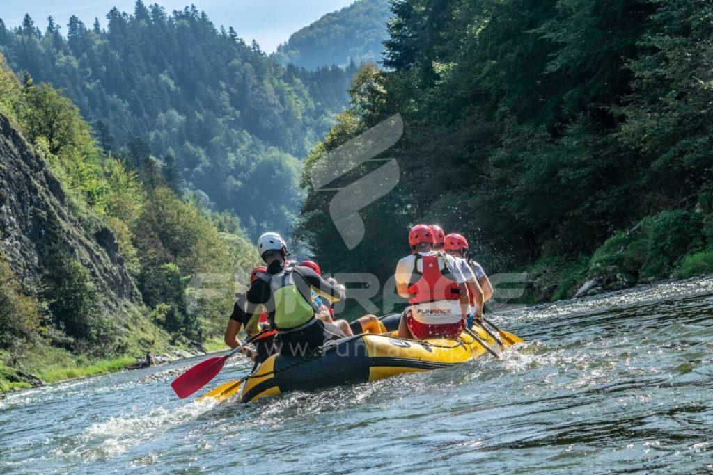 Rafting Dunajec, rafting na Dunajcu, spływ pontonowy Dunajcem_FUNRACE (3)