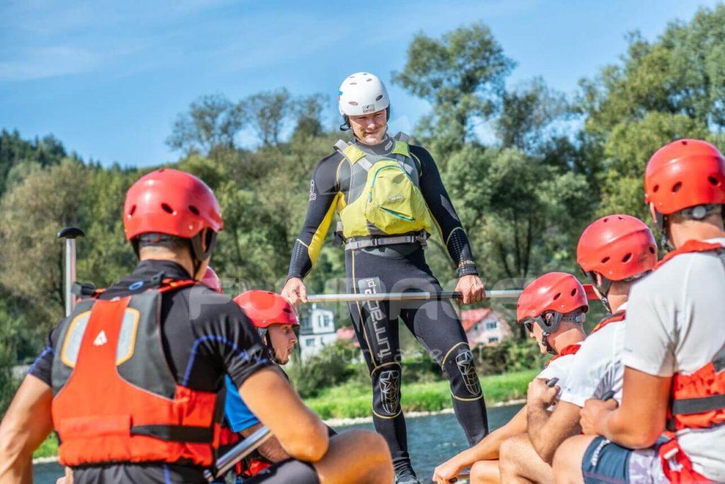 Rafting Dunajec, rafting na Dunajcu, spływ pontonowy Dunajcem_FUNRACE (7)