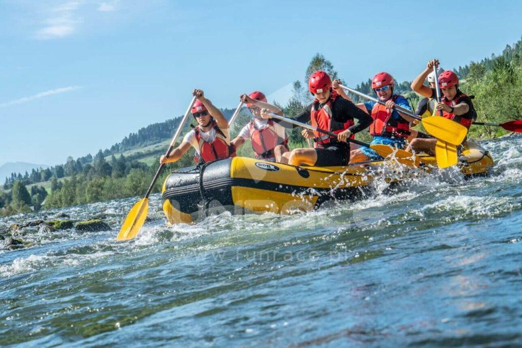 Rafting Dunajec, rafting na Dunajcu, spływ pontonowy Dunajcem_FUNRACE (8)