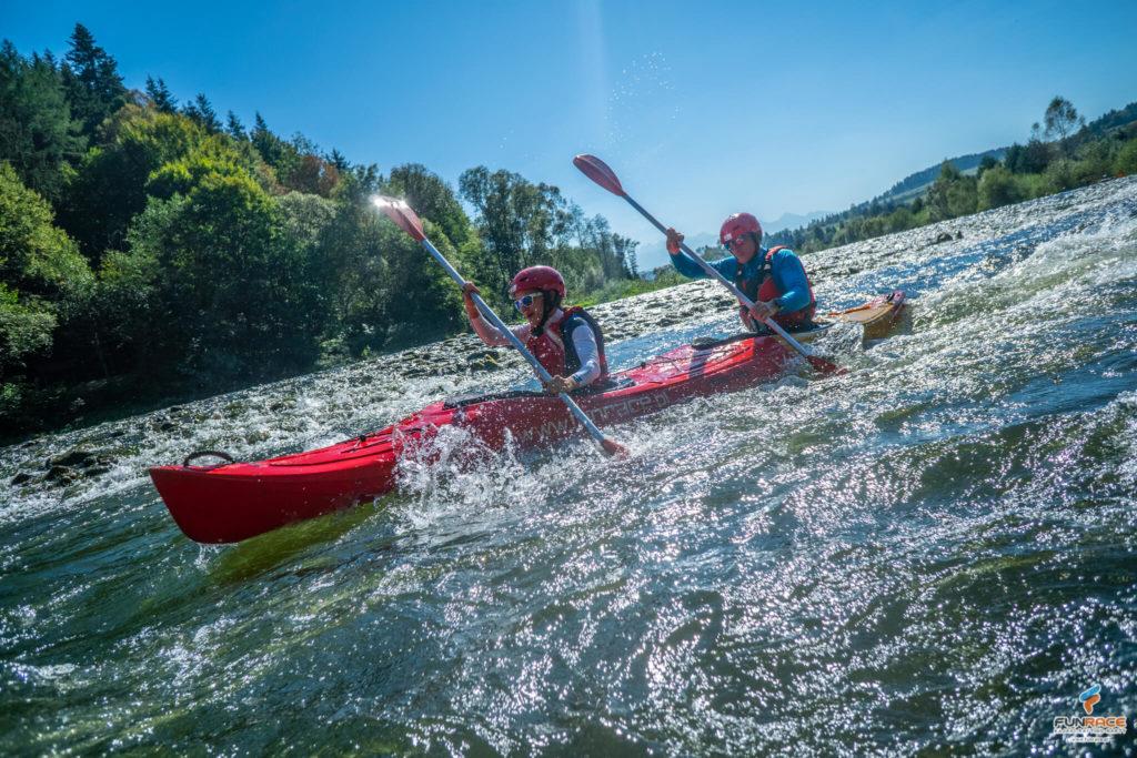 Spływ kajakowy na Dunajcu, kajaki Dunajec, kajaki Szczawnica_FUNRACE